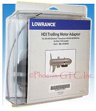 LOWRANCE HDI TROLLING MOTOR ADAPTER CUP f/ELITE-7 HDI Models Hook-5/5x Hook-7/7x