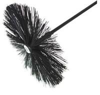 """MERY POPPINS CHIMNEY SWEEPING SWEEP BRUSH FOR DRAIN RODS SET 16"""""""