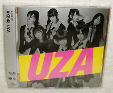 AKB48 UZA 2012 Taiwan Ltd CD+DVD (Type B Ver.)