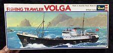 FISHING TRAWLER VOLGA SHIP REVELL / GUNZE MODEL KIT