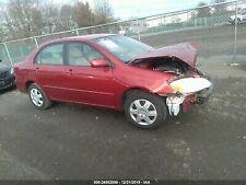 2003 2004 2005 2006 2007 2008 Corolla Matrix Headlight Turn Signal Switch