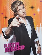 JUSTIN BIEBER - A2 Poster (XL - 42 x 55 cm) - Clippings Fan Sammlung NEU