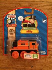 Billy from the Thomas & Friends Wooden Railway Gold Magnet Talking Railway Serie