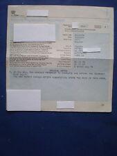 VINTAGE v5 documento-TRIUMPH 1500 - 1972-Memorabilia