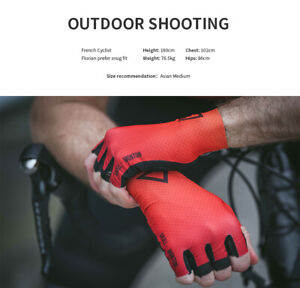 Road Monton cycling gloves