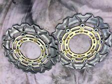 Triumph 900 t300 sprint trident trophy front disc discs