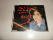 CD Michael Jackson – they don 't Care About Us