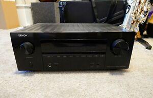 Denon Audio & Video Component Receiver AVR-X3500H