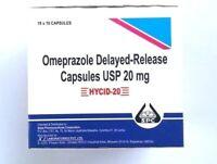 Omeprazole 20 mg 100 ct Capsules OTC
