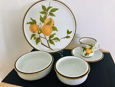 MIKASA - Natural Beauty 'Orange Marmalade' - 16 Pieces
