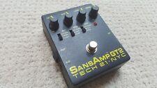Tech 21 SansAmp GT2 Tube Amp Emulator Guitar Effect Distortion Pedal Bass Sans