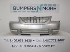 OEM 2005-2007 Dodge Caravan/Grand Caravan Base/SE w/o Fog Lights Front Bumper
