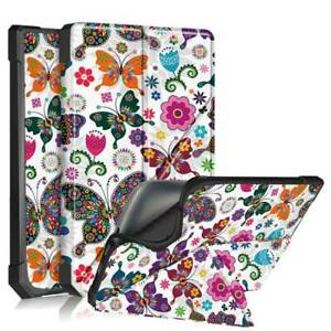 """For 7.8"""" PocketBook Inkpad 3 Pro Color PB740 Smart Leather Cover Fold Stand Case"""