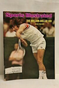 SPORTS ILLUSTRATED - May 5 1975 - Jimmy Connors The Million Dollar kid