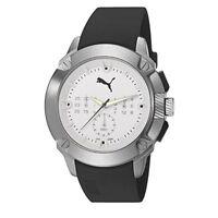 Puma Uhr Armbanduhr Herren Hybrid Chronograph PU103711002