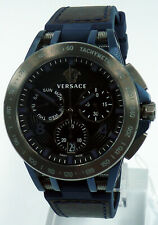 Versace Uhr Uhren Herrenuhr Chronograph VERB00218 Swiss Made Markenuhr NEU