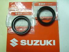 Genuine Suzuki Pair Set of Front Fork Seals GSF600 GSF650 Bandit SV650