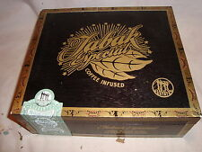 TABAK ESPECIAL TORO NEGRA WOOD CIGAR BOX