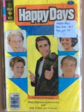 Happy Days Comic Book #1 by Whitman