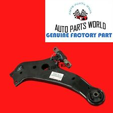 GENUINE TOYOTA HIGHLANDER VENZA RX350 FRONT LOWER LEFT CONTROL ARM 48069-48070