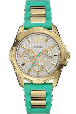GUESS W0325L4,Ladies Casual,Multi-function,BRAND NEW WITH TAG AND GUESS BOX