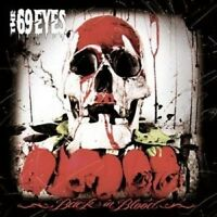 "THE 69 EYES ""BACK IN BLOOD"" CD GOTHIC ROCK NEU"