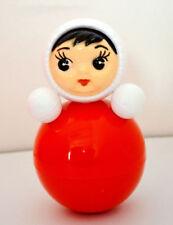 Nevalyashka ToyRoly-Poly Russian Soviet Classic Toy Tilting Doll