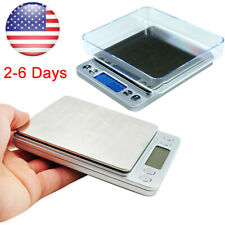 Portable Small Digital Scale 0.01 gram to 500g Digital Jewelry Weighting Scale