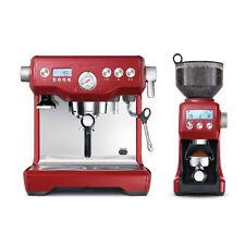 Breville Dual Boiler Coffee Machine BEP920CRN