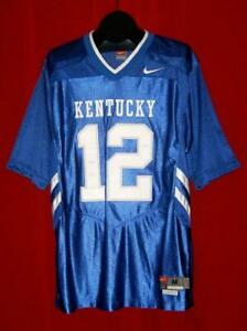 NEW Nike Kentucky Wildcats Classic Football Jersey Stitched Numbers Size MEDIUM