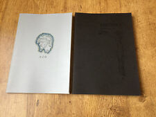 "Austin Osman Spare : TWO Rare Books : ""A CELEBRATION"" and ""EXISTENCE"""