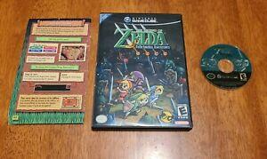 Nintendo Gamecube,  the legend of zelda four swords adventures, Working !