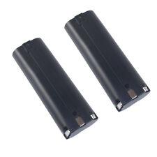 2x 7.2V 2000MAH Batterie pour Makita MAKITA 7000 Cordless Drill Ni-CD 2,0AH
