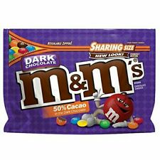 M&M'S Dark Chocolate Candy Sharing Size