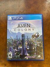 Aven Colony (Sony PlayStation 4, 2017)