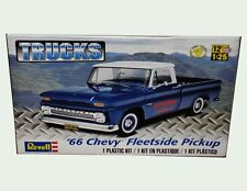Revell Monogram 1966 Chevrolet Fleetside Pickup  model kit  1/25