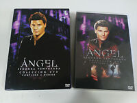 ANGEL TERCERA SEGUNDA 2 COMPLETA - 6 DVD + EXTRAS ESPAÑOL ENGLISH BUFFY