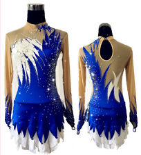 2018 New Style Ice Figure skating dress Ice skating dress for competition p214