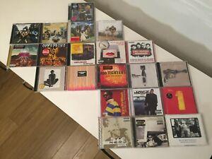 Job Lot Bundle of 21 Eclectic CD Albums JAY-Z, NIRVANA, BEASTIE BOYS & more
