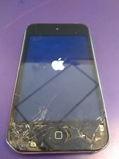 Apple iPod touch (A1367) 4th Gen-32gb-For Parts/AS IS-Cracked Screen