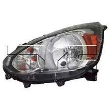 TYC 20-9682-00-1 Head Light Assembly Left Driver LH New