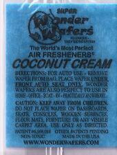 WONDER WAFERS® Air Freshener - 16pk - Coconut Creme Scent