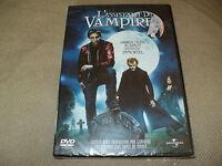 "DVD ""L'ASSISTANT DU VAMPIRE"" John C. REILLY, Josh HUTCHERSON, Willem DAFOE"