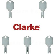 5pcs Clarke Encore Ignition Starter Keys 55413a S20 L2426 S33 S28
