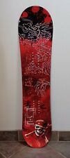 RARE Disney's Pirates of the Caribbean Words End Sweet Kids Skull Snowboard 💀🏂