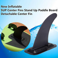 9'' Inflatable Detachable Center Fin For SUP Stand Up Paddle Surf