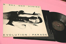 PRINCE LP EVOLUTION PARADE ORIG USA 1986 NM !!!! GATEFOLD COVER AND INNER !!!!!!