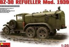 MiniArt BZ-38 Refueller Mod.1939 Rkka Gaz-Aaa Winter 1:3 5 Model Kit New
