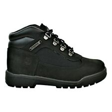 Timberland Youth's Waterproof Field Boots (PS) NEW AUTHENTIC Black A1AF7