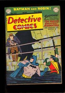 DETECTIVE COMICS 145 GOLDEN AGE 1949 BATMAN ROBOTMAN BOY COMMANDOS
